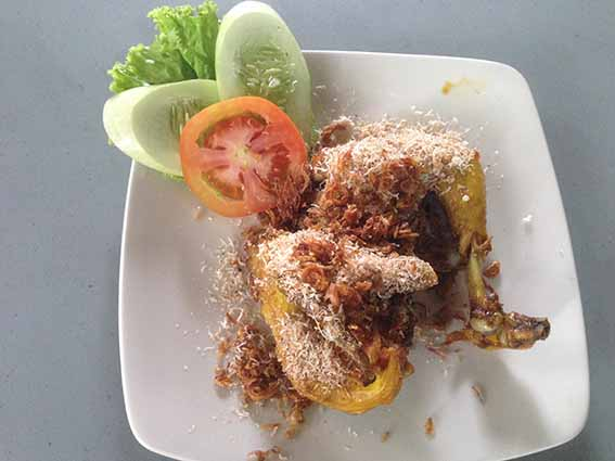 Ayam Goreng BakulBakul