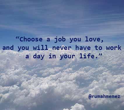 Choose a job quote