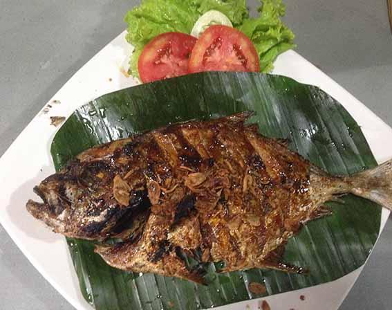 Ikan Kue Bakar BakulBakul