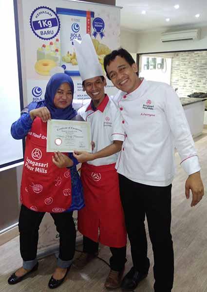 Bersama Chef Bungasari
