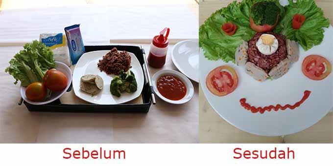 Creating Healthy Fun Food