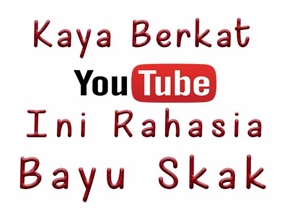 Kaya Berkat Youtube, Ini Rahasia Bayu Skak