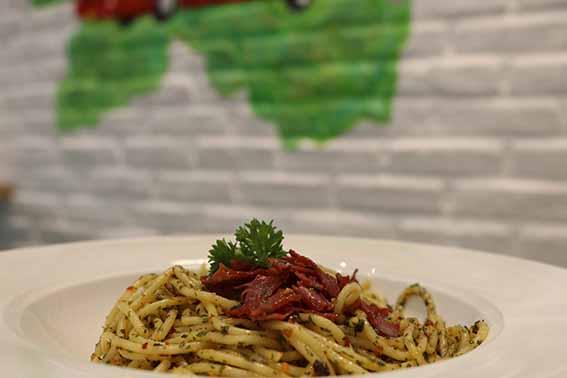 Spaghetti North Pole Cafe