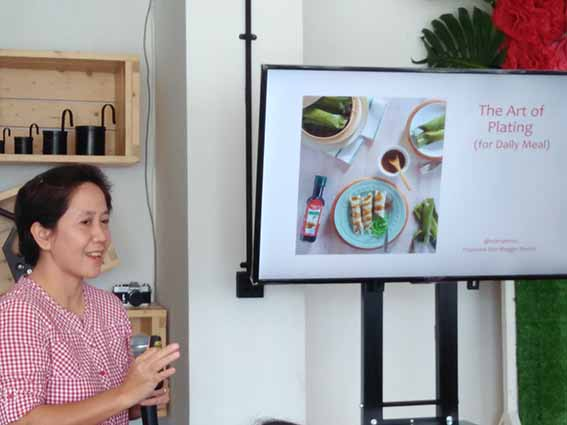 Vania Samperuru Food Stylist