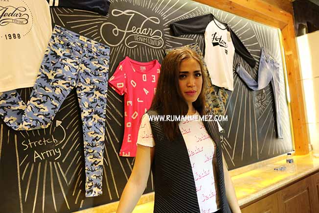 JESSICA ISKANDAR DAN JEDAR COLLECTION