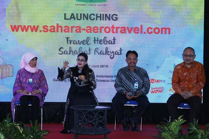 Sahara Aero Travel Launching