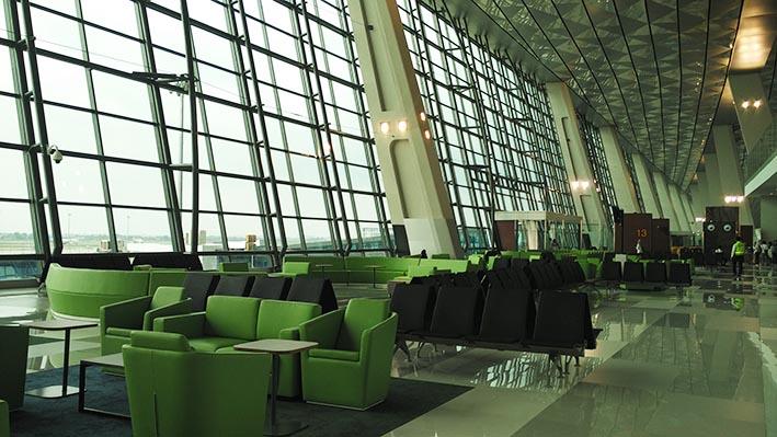 Ruang Tunggu Terminal 3 CGK