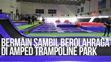 amped trampolin