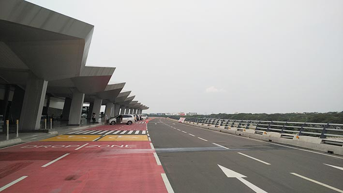 gerbang Kedatangan Terminal 3 CGK