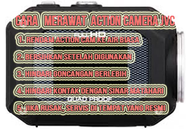 cara-merawat-action-camera