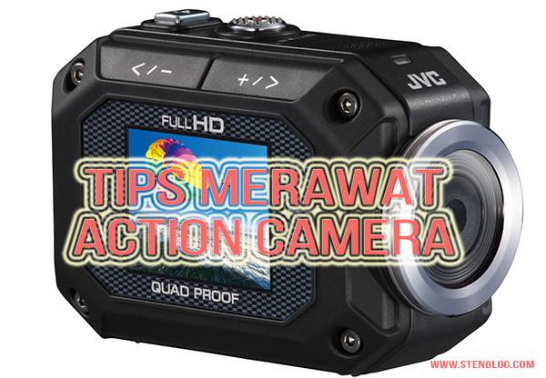 Tips Merawat Action Camera