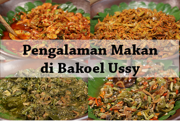 Pengalaman Makan Di Bakoel Ussy