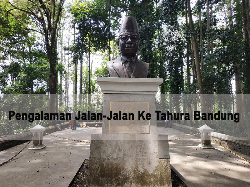 Pengalaman Jalan Jalan Ke Tahura Djuanda Bandung