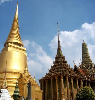 Jalan-Jalan ke Bangkok
