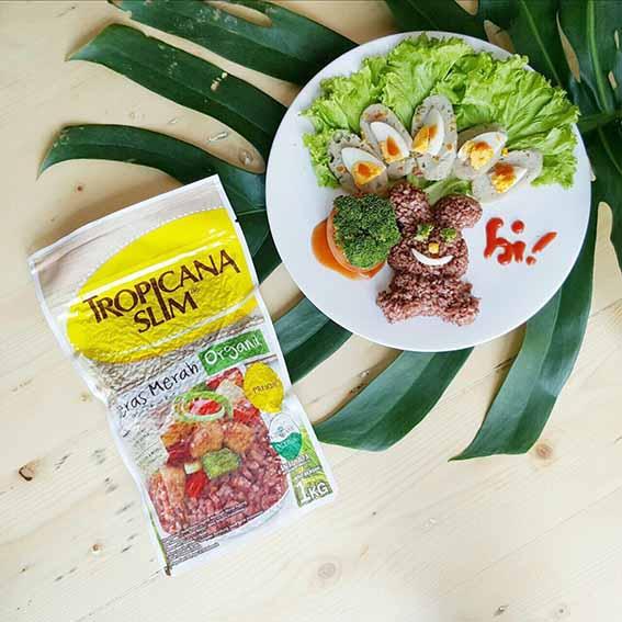 Makan Sehat Dan Enak Dengan Produk Tropicana Slim