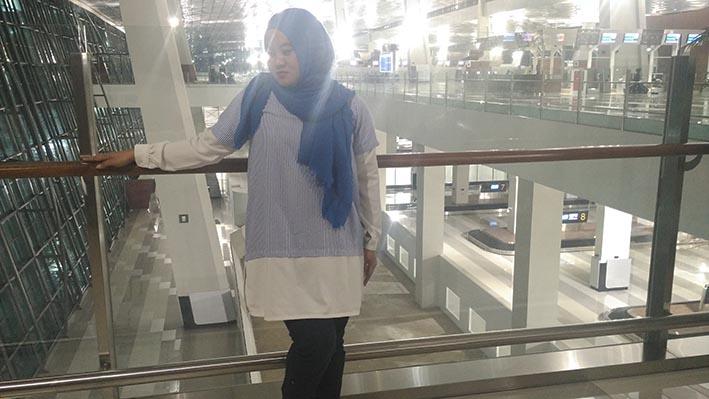 Mengagumi Indonesia Lewat Kemegahan Terminal 3 Soekarno Hatta